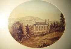 The new St John's Church is built, 1840