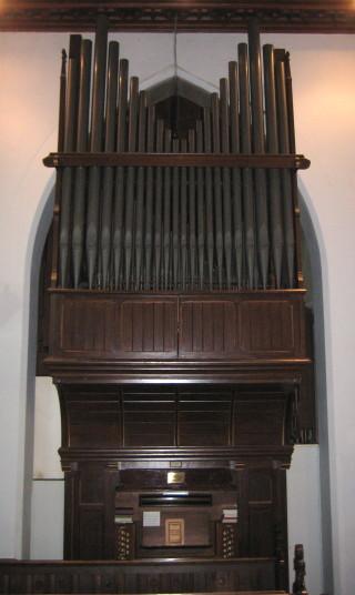 The St John sub Castro Organ | Stuart Billington