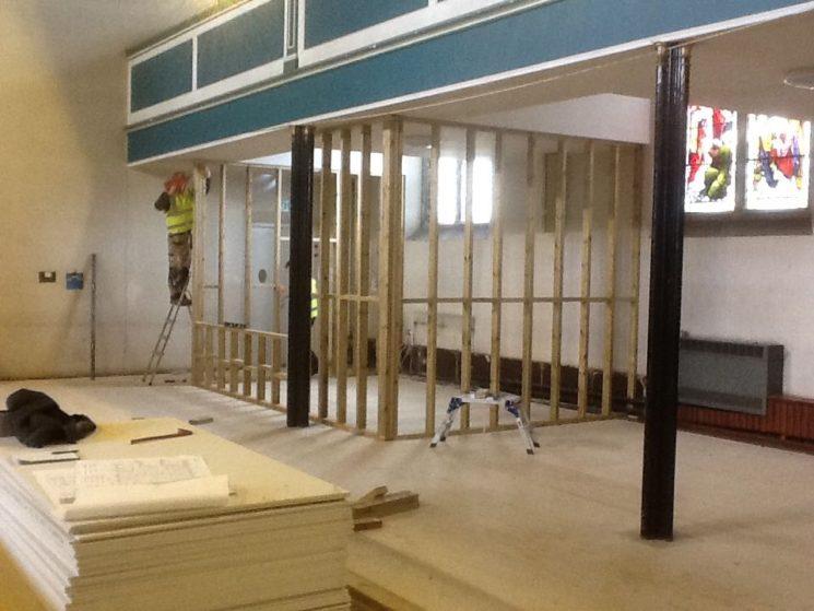 New kitchen framework | Stuart Billington