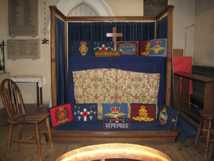 Side Altar | Stuart Billington