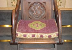 New chairs: July 1904