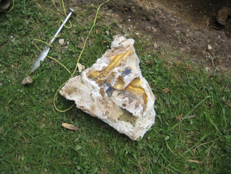 Statuary Fragment   Stuart Billington