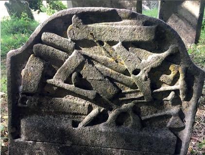 Mark Sharp gravestone | Kate Hickmott